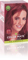 Краска для волос COLOR MATE Hair Color (75г.)— травяная краска без аммиака!(бургундия) Тон- 9.3 в Минске от компании ИП Анищенко Д. Н.