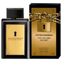 Antonio Banderas The Golden Secret 100ml, Интернет магазин «Люкси»