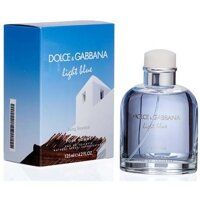 D&G Light Blue Living Stromboli 125ml, Интернет магазин «Люкси»