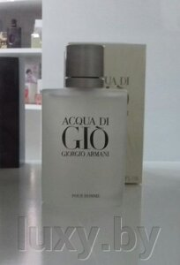 Мужская парфюмерная вода Armani Acqua Di Gio (M) 100ml edt (лицензия) от компании Интернет магазин «Люкси» - фото