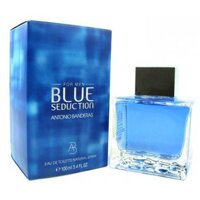 Мужской аромат Antonio Banderas Blue Seduction 100ml , лицензия, Интернет магазин «Люкси»