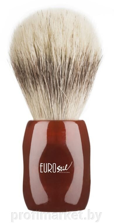 Помазок EUROstil (SHAVING BRUSH, 24мм., RED) ##от компании## ИП Сможевский Олег Александрович - ##фото## 1