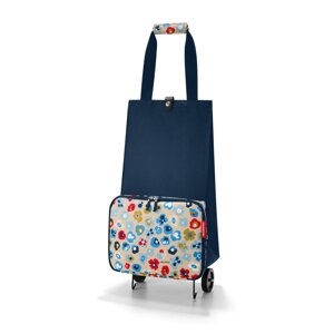 Сумка на колесиках Foldabletrolley millefleurs Reisenthel