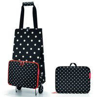 Сумка на колесиках Foldabletrolley mixed dots Reisenthel