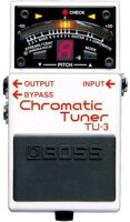 Педаль эффектов Boss TU-3 Chromatic Tuner, Магазин «Ultranet. by»