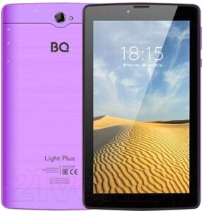 Планшет BQ-7038G 3G Light Plus