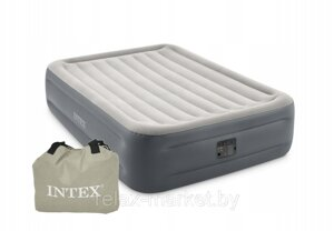 Надувная кровать Intex 64126, Airbed 152x203x46см Essential Rest в Минске от компании ИП Марзалюк А.Л.