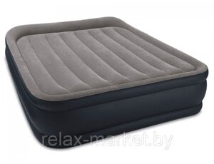 Надувная кровать Intex 64136, 152x203x42 Deluxe Pillow Rest Reised Bed в Минске от компании ИП Марзалюк А.Л.