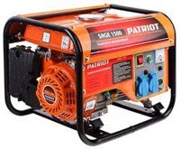 Бензиновый генератор Patriot Garden&Power SRGE 1500