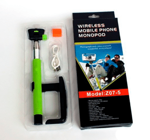 Монопод Selfie Stick Z 07- 5 . ( bluetooth )