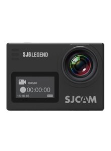 "Экшн-камера SJCAM SJ6 Legend Black Ultra HD (4K) от компании ООО ""Смарт-центр логистик"" - фото"