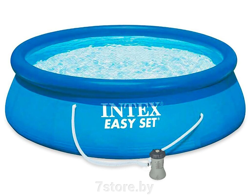 Надувной бассейн 396x84 см, Easy Set, Intex 28142NP ##от компании## 7store - Ваш интернет-магазин - ##фото## 1
