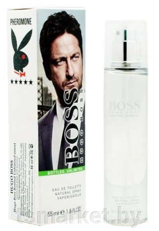 "Hugo Boss ""Bottled Unlimited Pheromone"" ( Хьюго Босс Ботл Анлиметед) ##от компании## TSmarket - ##фото## 1"