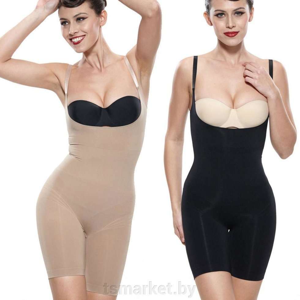 Комбидресс Slim Shapewear ##от компании## TSmarket - ##фото## 1